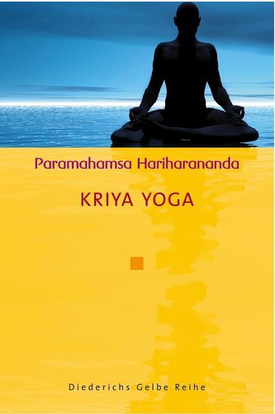 Kriya Yoga - Coverbild