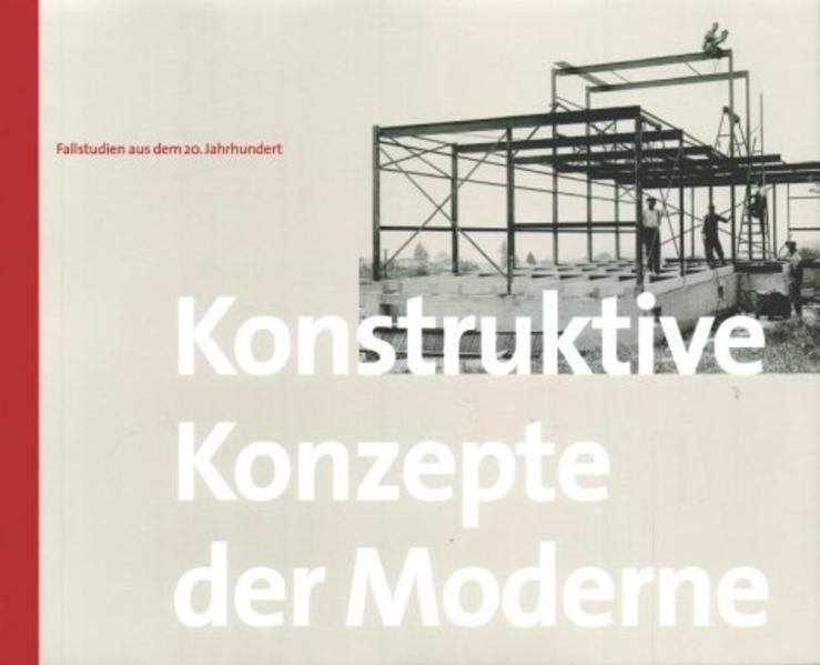 Konstruktive Konzepte der Moderne - Coverbild