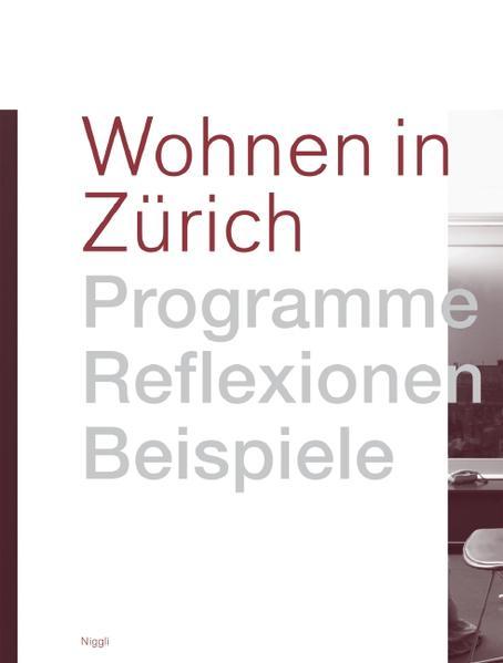 Wohnen in Zürich - Coverbild