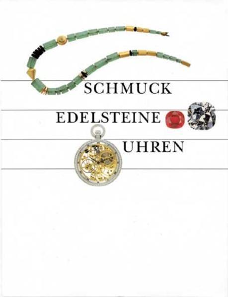 Schmuck, Edelsteine, Uhren - Coverbild