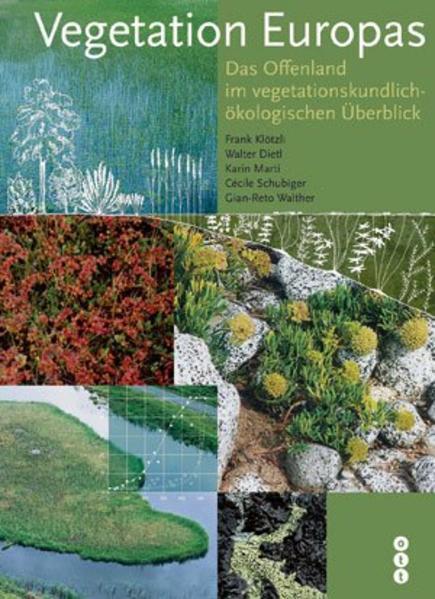 Vegetation Europas - Coverbild