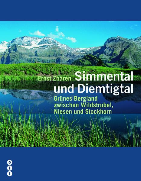 Simmental und Diemtigtal - Coverbild