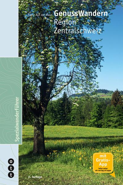 GenussWandern | Region Zentralschweiz - Coverbild