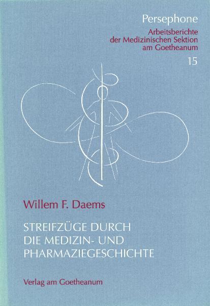 Streifzüge durch die Medizin- und Pharmaziegeschichte - Coverbild