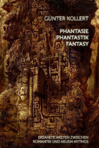 Phantasie – Phantastik – Fantasy - Coverbild