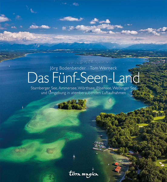 Das Fünf-Seen-Land - Coverbild