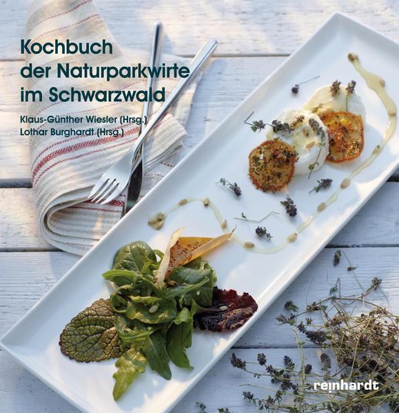 Kochbuch der Natuparkwirte im Schwarzwald - Coverbild