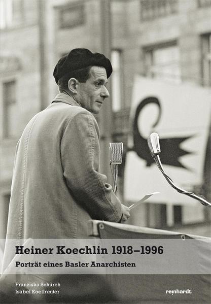 Heiner Koechlin 1918-1996 - Coverbild