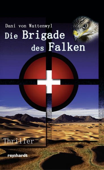Die Brigade des Falken - Coverbild