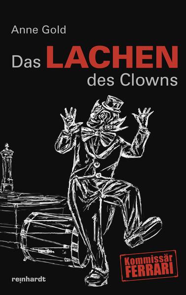 Das Lachen des Clowns - Coverbild