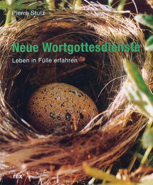 Neue Wortgottesdienste - Coverbild