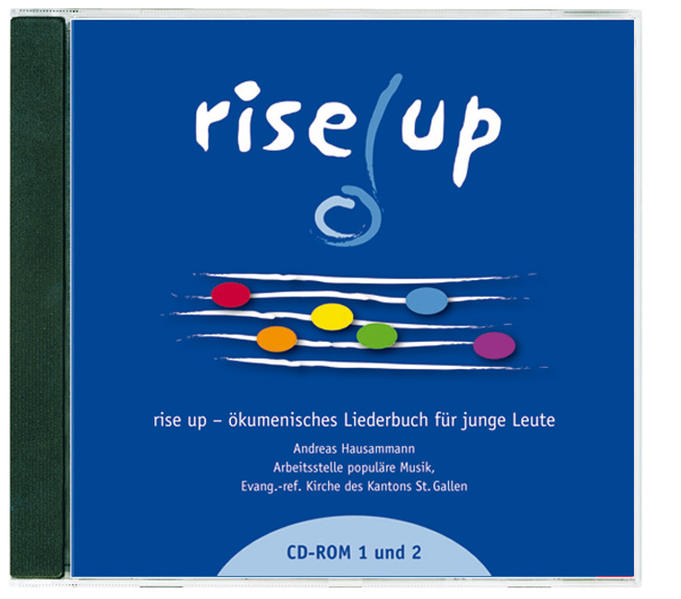 CD-ROM rise up - Coverbild