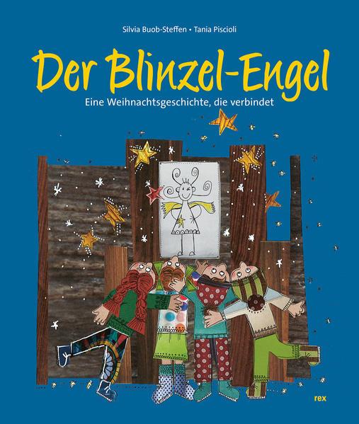 Der Blinzel-Engel - Coverbild