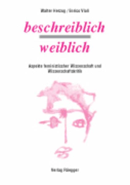 Beschreiblich weiblich - Coverbild