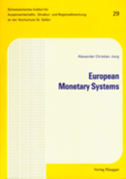 European Monetary Systems - Coverbild
