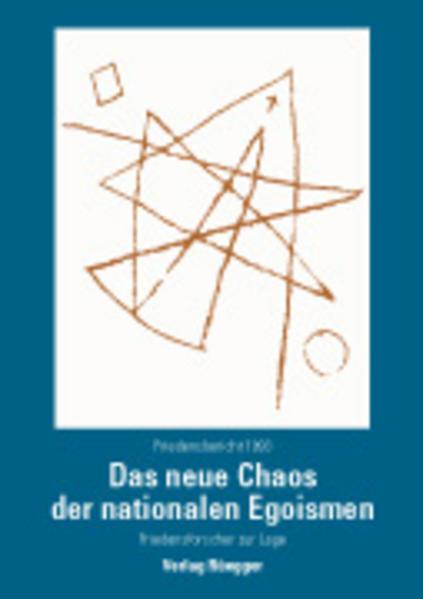 Das neue Chaos der nationalen Egoismen - Coverbild