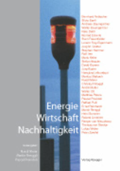 Energie - Wirtschaft - Nachhaltigkeit - Coverbild