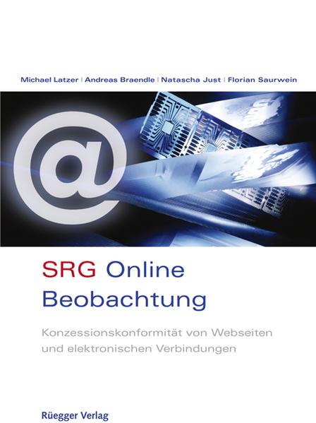SRG Online Beobachtung - Coverbild