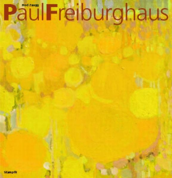 Paul Freiburghaus - Coverbild
