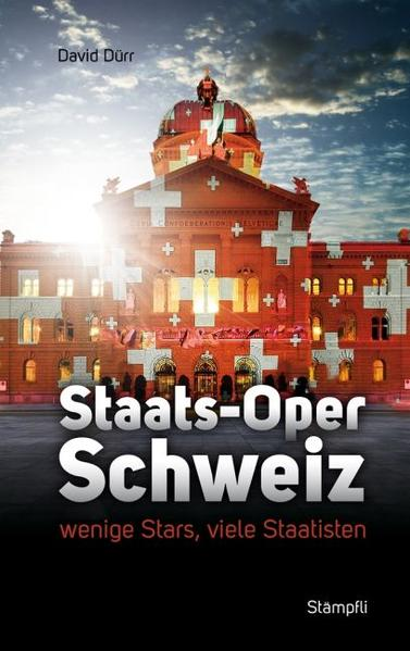 Staats-Oper Schweiz - Coverbild