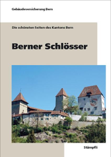 Berner Schlösser - Coverbild
