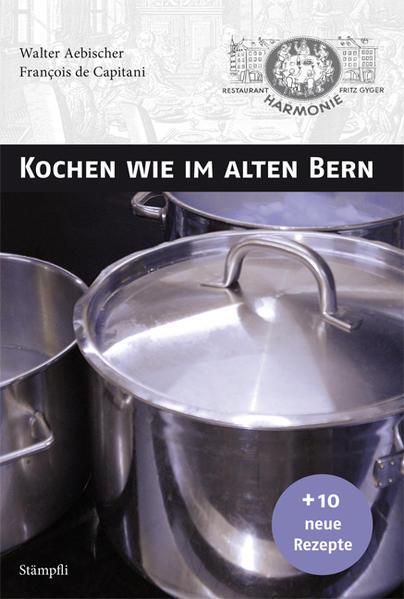 Kochen wie im alten Bern - Coverbild