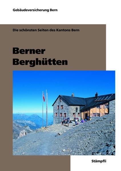 Berner Berghütten - Coverbild