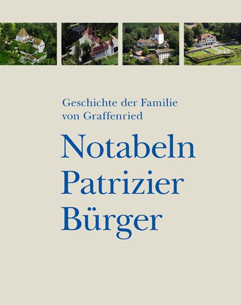 Geschichte der Familie von Graffenried - Coverbild