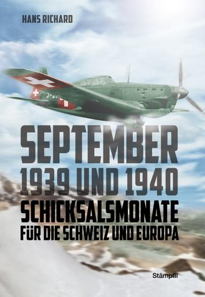 September 1939 und 1940 - Coverbild