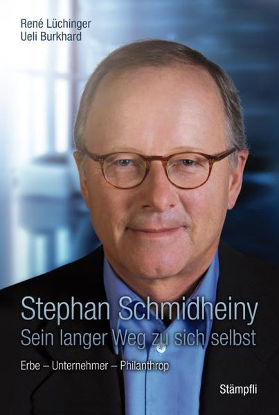 Stephan Schmidheiny - Coverbild