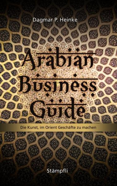 Arabian Business Guide - Coverbild