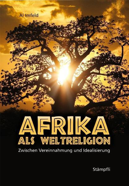 Afrika als Weltreligion - Coverbild