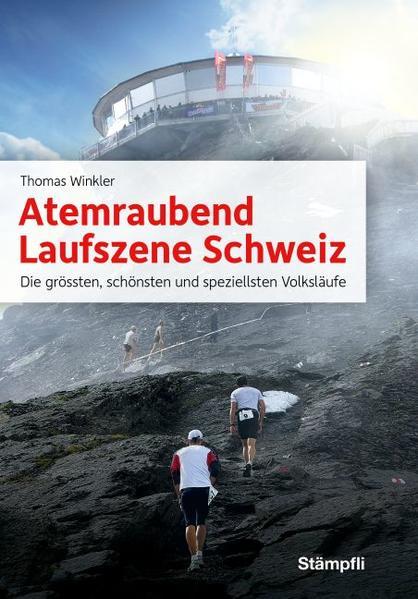 Atemraubend – Laufszene Schweiz - Coverbild