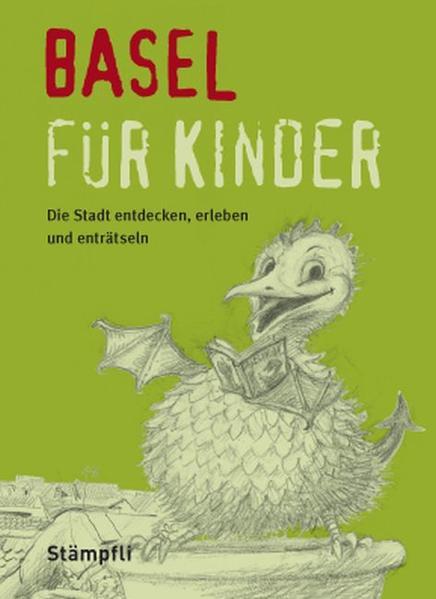 Basel für Kinder - Coverbild