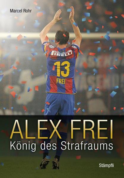 Alex Frei - Coverbild