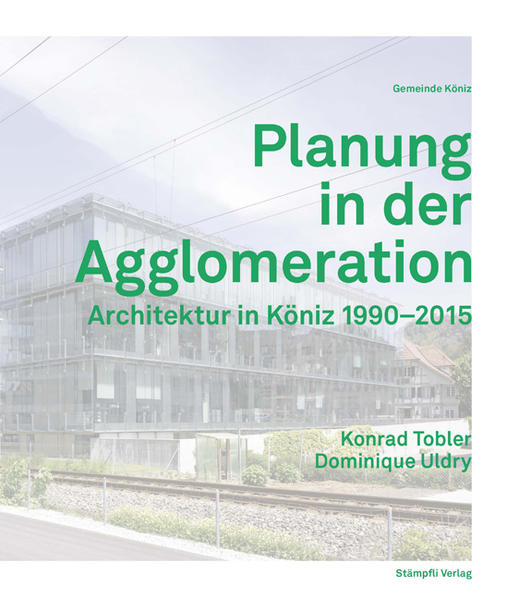 Planung in der Agglomeration - Coverbild