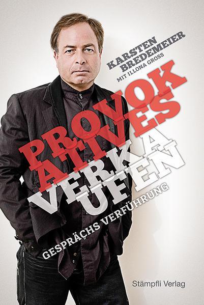 Provokatives Verkaufen - Coverbild