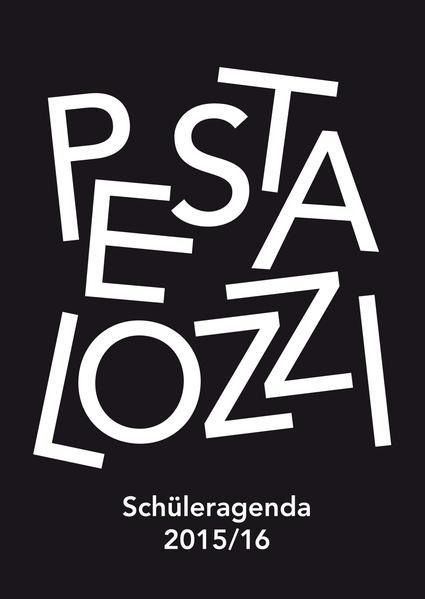 Pestalozzi-Schüleragenda 2015/16 - Coverbild