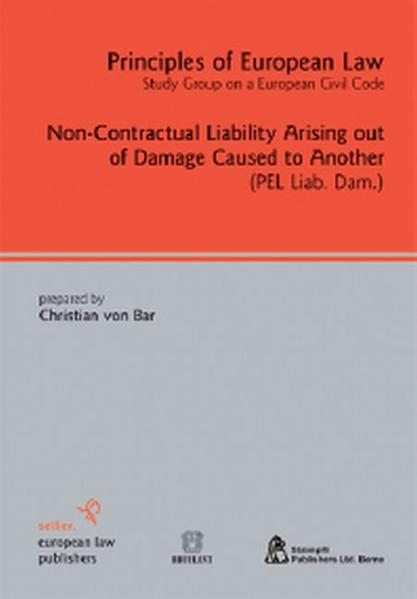 Non-Contractual Liability Arising out of Damage Caused to Another - Coverbild