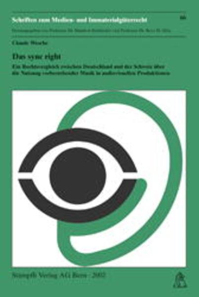 Das sync right - Coverbild