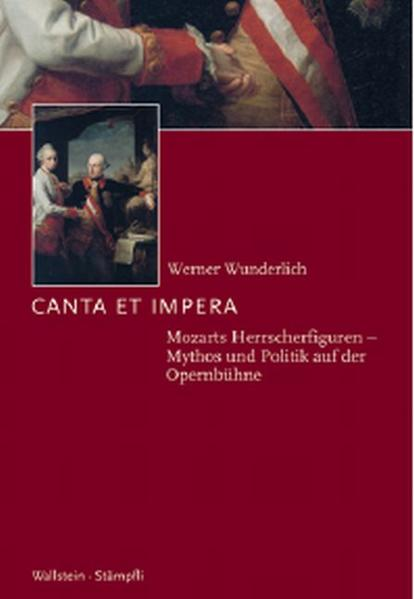 Canta et impera - Coverbild