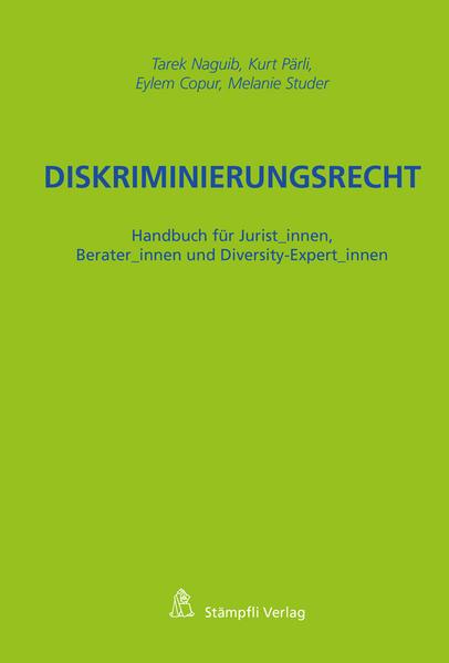 Diskriminierungsrecht - Coverbild