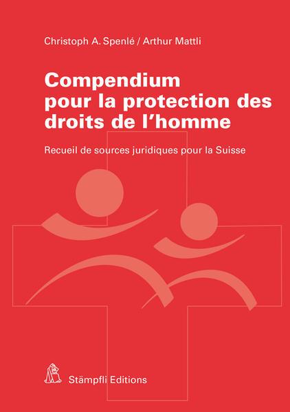 Compendium pour la protection des droits de l'homme - Coverbild