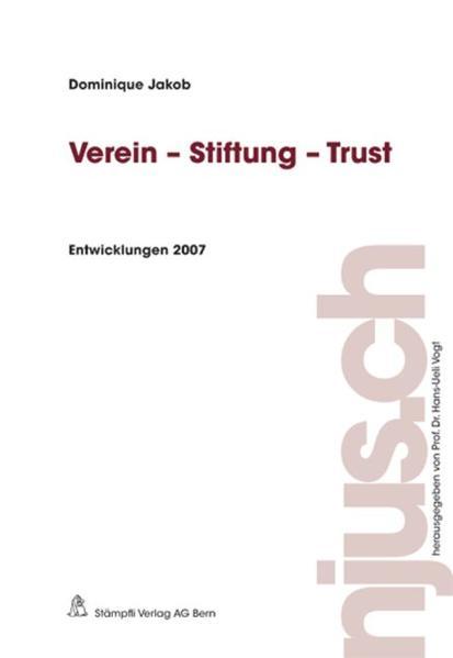 Verein-Stiftung-Trust - Coverbild