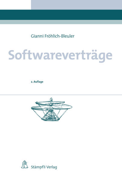Softwareverträge - Coverbild