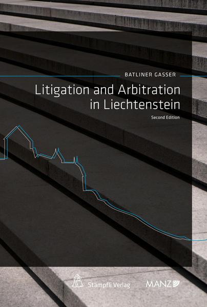 Litigation and Arbitration in Liechtenstein - Coverbild