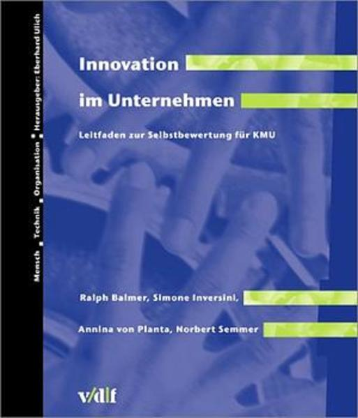Innovation im Unternehmen - Coverbild
