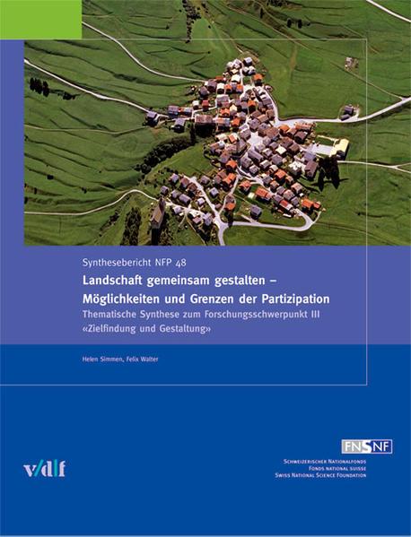 Landschaft gemeinsam gestalten - Möglichkeiten und Grenzen der Partizipation - Coverbild