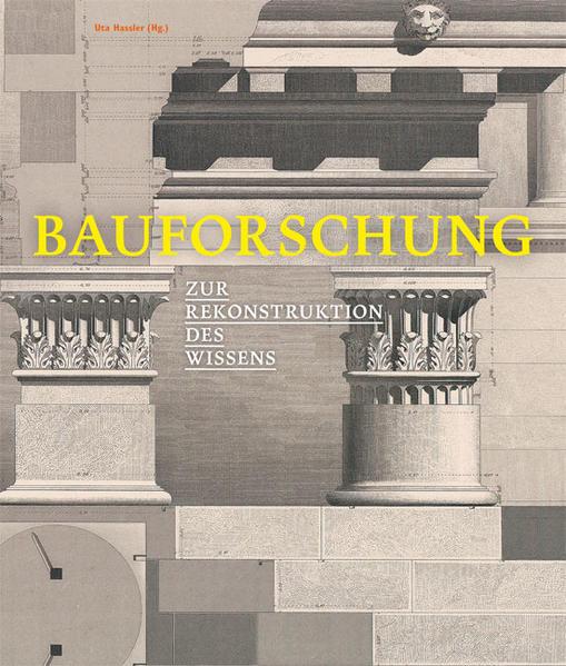 Bauforschung - Coverbild