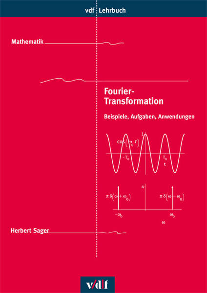 Fourier-Transformation - Coverbild